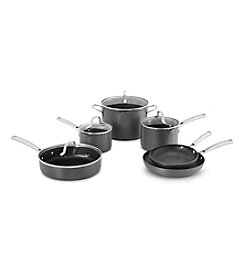 Calphalon Classic Nonstick Hard Anodized 10-pc. Cookware Set