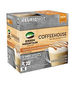 Keurig® Green Mountain Coffee® Coffeehouse Salted Caramel Macchiato 9-pk. K-Cup Pods