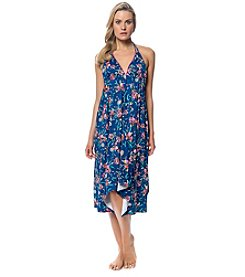 Jessica Simpson Sweet Treat Halter Cover-Up Dress