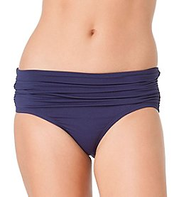 Anne Cole® Convertible High Waist Bottoms