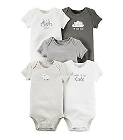 Carter's® Baby 5-Pack Sheep Bodysuits
