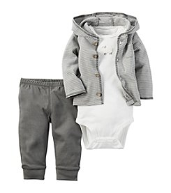 Carter's® Baby 3-Piece Sheep Hoodie Set