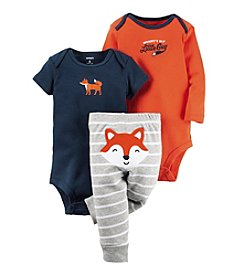 Carter's® Baby Boys 3-Piece Fox Set