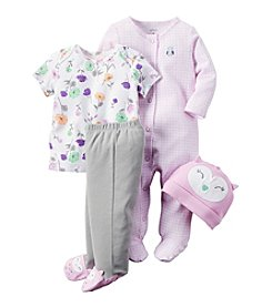 Carter's® Baby Girls' 4-Piece Owl Set