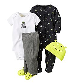 Carter's® Baby Boys 4-Piece Alien Set