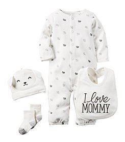 Carter's® Baby 4-Piece Lamb Set