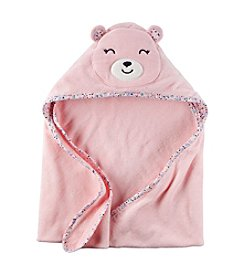 Carter's® Baby Girls' Bear Hooded Towel