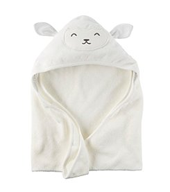 Carter's® Baby Lamb Hooded Towel