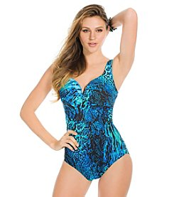 Miraclesuit® Off The Scales Conundrum One-Piece