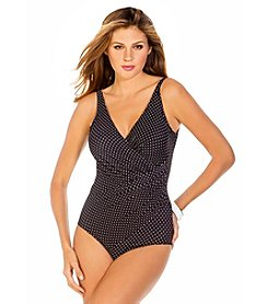 Miraclesuit® Pin Point Oceanus Tank One-Piece