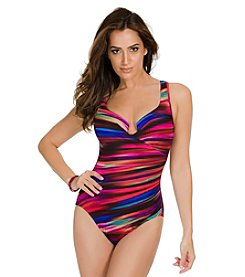 Miraclesuit® Color Run Escape One-Piece