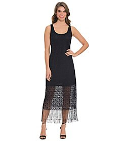 Profile by Gottex® Crochet Dress Cover-Up
