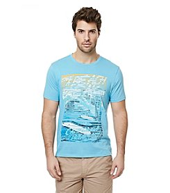 Buffalo by David Bitton Men's Nistree Short Sleeve Tee