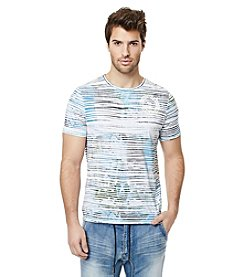 Buffalo by David Bitton Men's Nilax Short Sleeve Tee