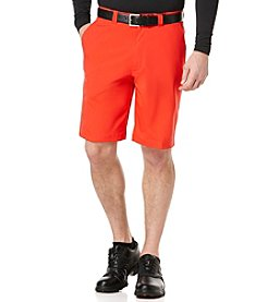 PGA TOUR® Men's Solid Tech Cargo Shorts