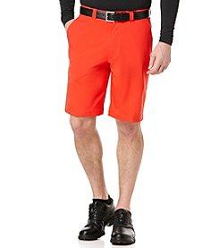 PGA TOUR® Men's Solid Tech Cargo Shorts