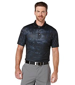 PGA TOUR® Men's Washed Out Camo Polo