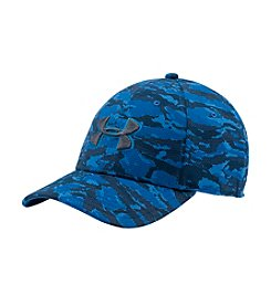Under Armour® Men's Camo Printed Blitzing Cap