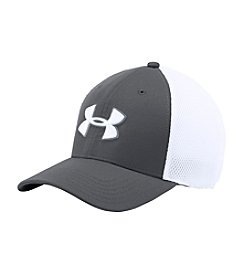 Under Armour® Men's Golf Mesh Stretch Cap