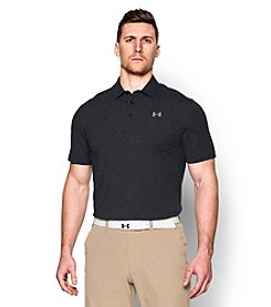 Under Armour® Men's Charged Cotton® Scramble Short Sleeve Polo T-Shirt