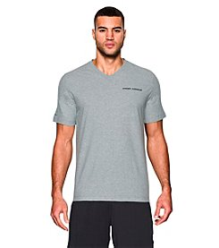 Under Armour® Men's Charged Cotton® Short Sleeve V-Neck