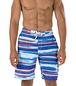 Speedo® Men's Moving Tides E-Boardshorts