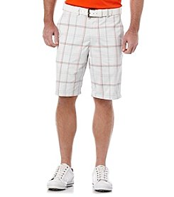 PGA TOUR® Men's Vertical Plaid Shorts