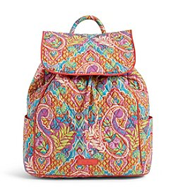 Vera Bradley® Drawstring Backpack