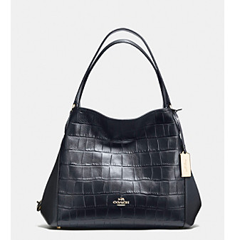 95b22a477f ... UPC 889532277117 product image for COACH EDIE SHOULDER BAG 31 IN CROC  EMBOSSED LEATHER | upcitemdb ...