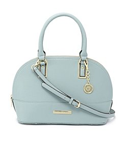Anne Klein® Shimmer Down Dome Satchel