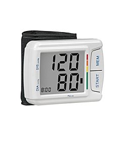 SmartHeart Automatic Wrist Digital Blood Pressure Monitor