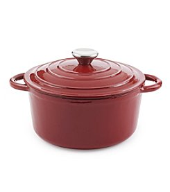 Chef's Quarters® 3-Qt. Cast-Iron Dutch Oven