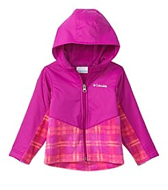 Columbia Baby Girls' Steens Mt® Overlay Hoodie Jacket