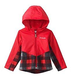 Columbia Baby Boys Steens MT™ Overlay Hoodie Jacket