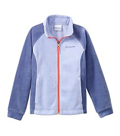 Columbia Girls' 7-16 Benton Springs™ Colorblock Fleece