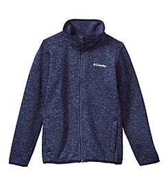 Columbia Boys' 8-20 Birchwoods Fleece Jacket
