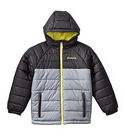 Columbia Boys' 8-20 Snow Drone Puffer Jacket