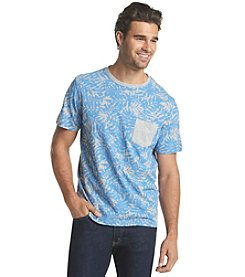 John Bartlett Consensus Men's Printed 1-Pocket Short Sleeve Tee