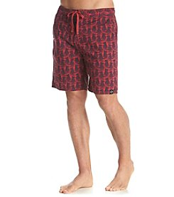 Weatherproof Vintage® Men's CVC Patterned Swim Trunks