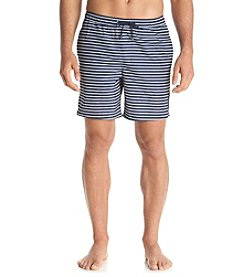 Michael Kors® Men's Stripe Swim Trunks