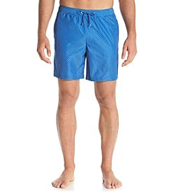 Michael Kors® Men's Pin Dot Swim Trunks