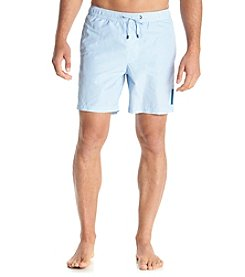 Michael Kors® Men's Dot Grid Swim Trunks