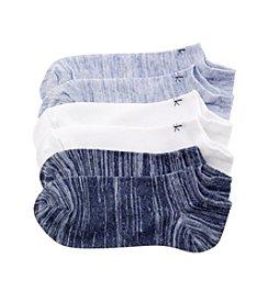 Calvin Klein 3-Pack Ankle Socks