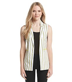 XOXO® Striped Vest