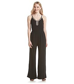 XOXO® Embellished Jumpsuit