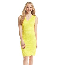 XOXO® Lace Sheath Dress