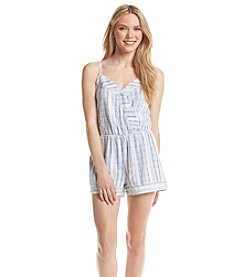 Be Bop Striped Romper