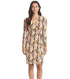 Anne Klein® Impression Wrap Dress