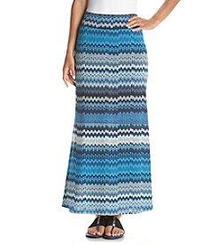 Karen Kane® Mesa Maxi Skirt