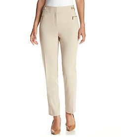 Calvin Klein Zip Pocket Straight Pants